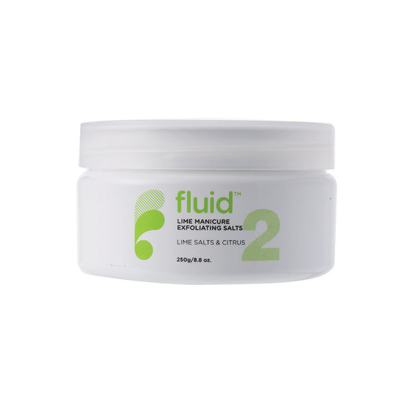 Fluid Lime Manicure Exfoliating Salts - Spacadia
