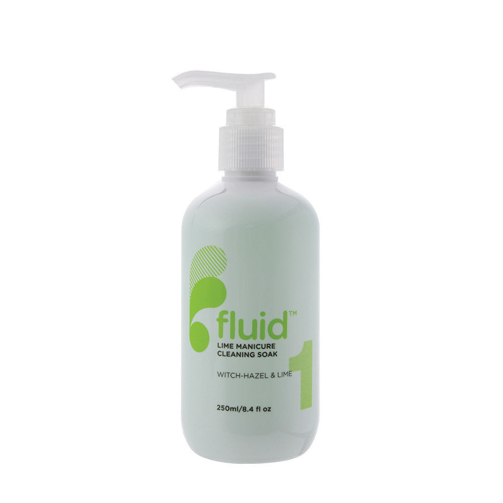 Fluid Lime Manicure Cleansing Soak