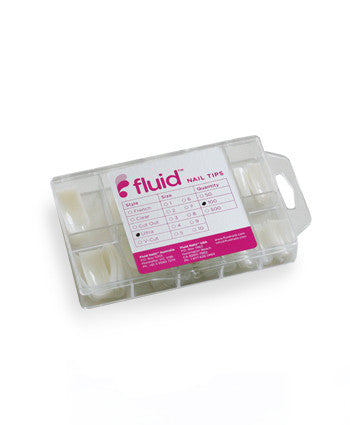 Fluid Nail Tips (Pack of 100)