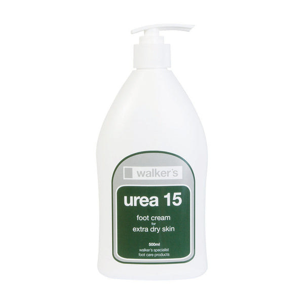 Walker's Specialist Urea 15 Lotion (500ml)