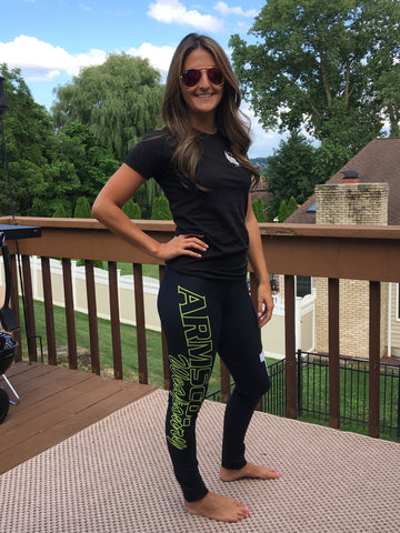 ARMSco. Weaponry Ladies Performance Leggings