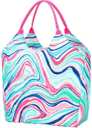 Beach Bag Marble-ous