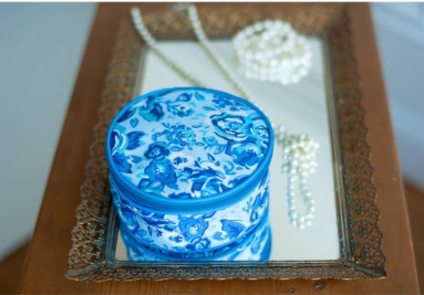 Blue Ivy Jewelry case