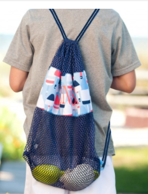 Boys Mesh Backpacks