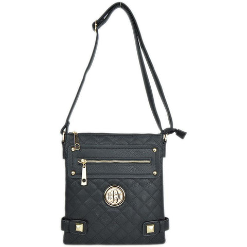 Joan Quilted Crossbody