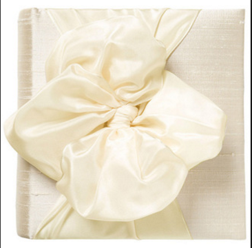 Satin fabric covered Wedding Albums