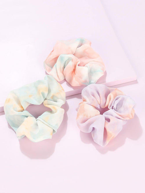 Tie Dye Scrunchie - House of Angelica