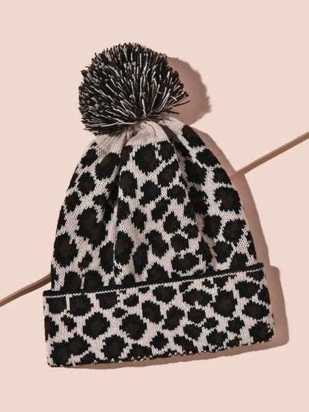 Lala Leopard Toque - House of Angelica