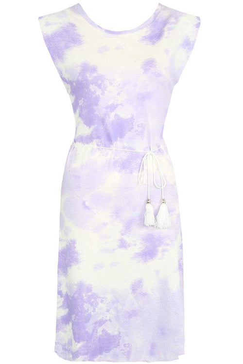 Lillian Tie Dye Dress - House of Angelica