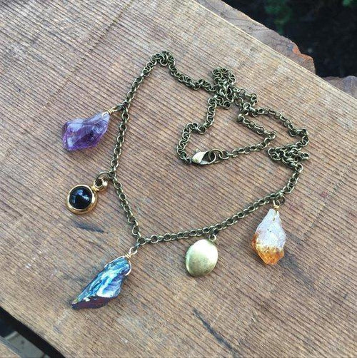 Amulet Necklace