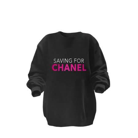 Saving For Chanel Sweater