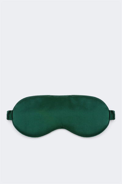 Forest Satin Eye Mask