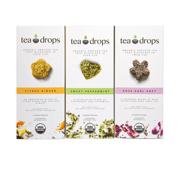 Tea Drops-Compostable Box