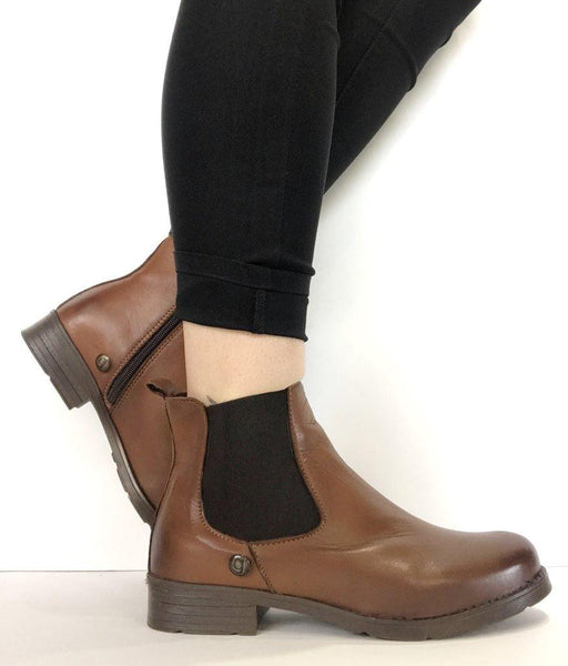 Galibelle Chelsea Boot - Brown