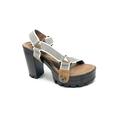 Galibelle - STRAPS - KR02 - Gold/White toe