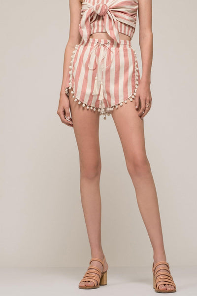 Candy Stripe Shorts