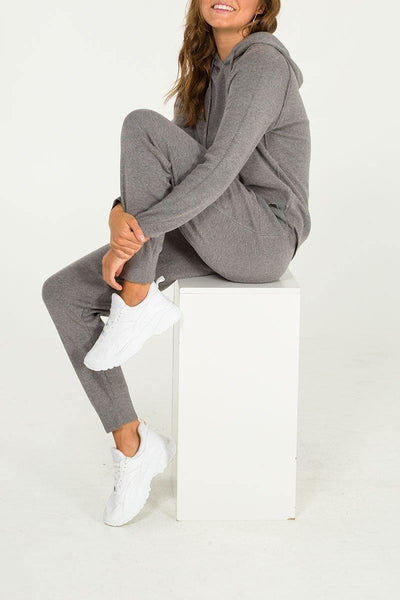 Lillian Joggers- Grey - House of Angelica
