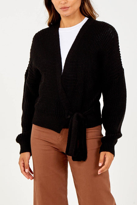 Adair Cardigan - Black