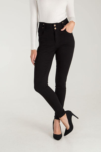 Delainey High Waisted Jeans