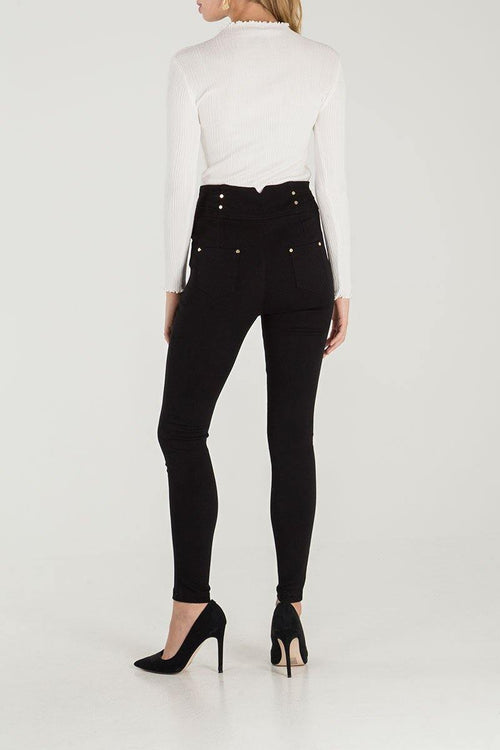 Delainey High Waisted Jeans - House of Angelica