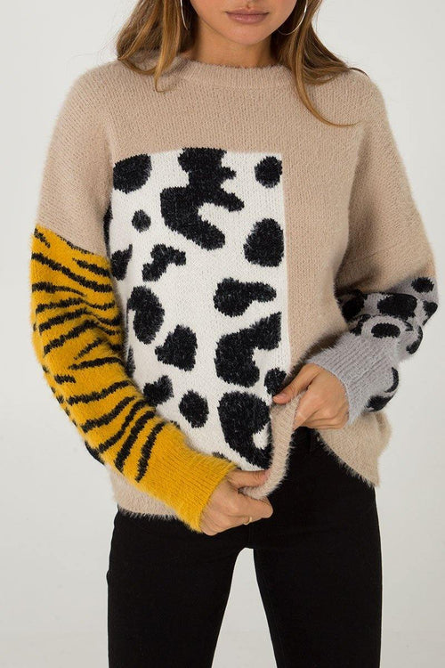 Wild Child Sweater - House of Angelica