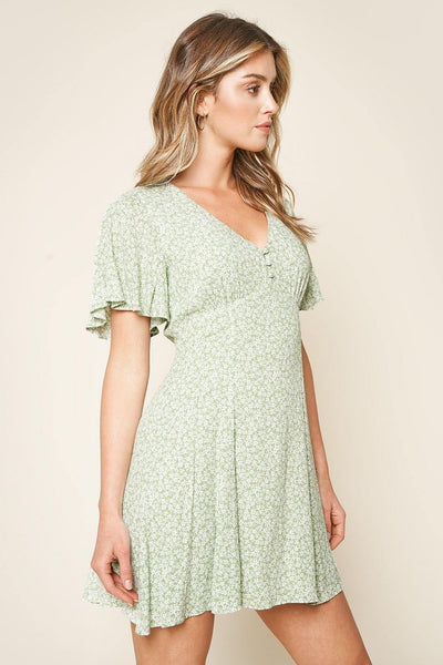 Bellevue Swing Dress