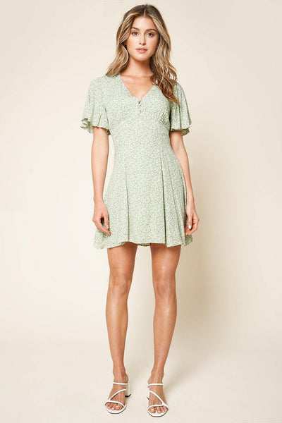 Bellevue Swing Dress - House of Angelica