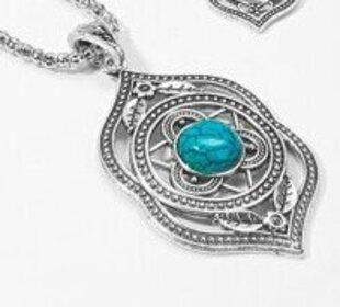 Turquoise Jewelley - House of Angelica