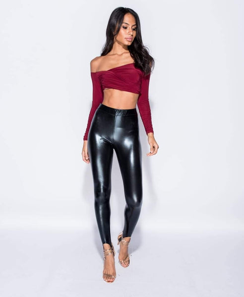 Alexa High Shine Legging