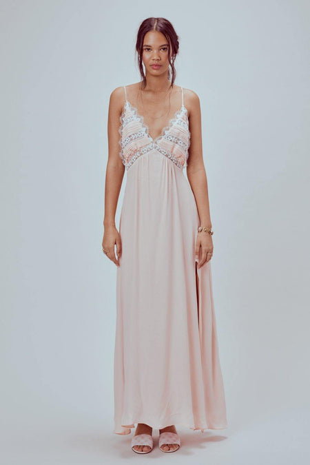 Halina Maxi Dress