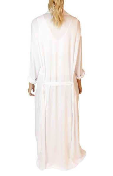 Freefall Maxi Robe - House of Angelica
