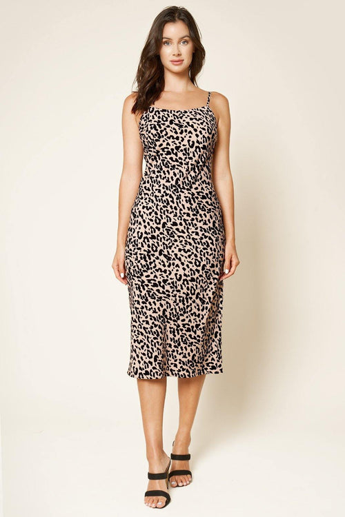 Cale Midi Dress - House of Angelica