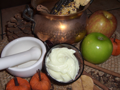 Lotion - The AUTUMN KITCHEN Collection by Green Nymph - Choose from 32 Fall Recipes