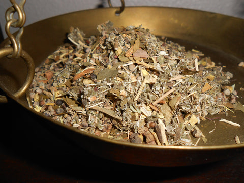 BALANCED BETTY Herbal Tea - Artisan Specialtea Blend