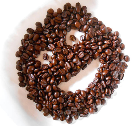 Crazy Happy! Flavored Coffee - Arabica, Light Roast