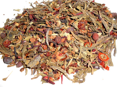 DRAGON HEART Artisan Tea Blend - CynCraft