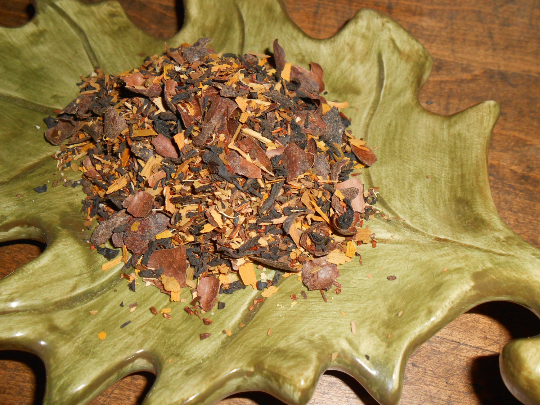 FALLING LEAVES Artisan Tea Blend, Organic