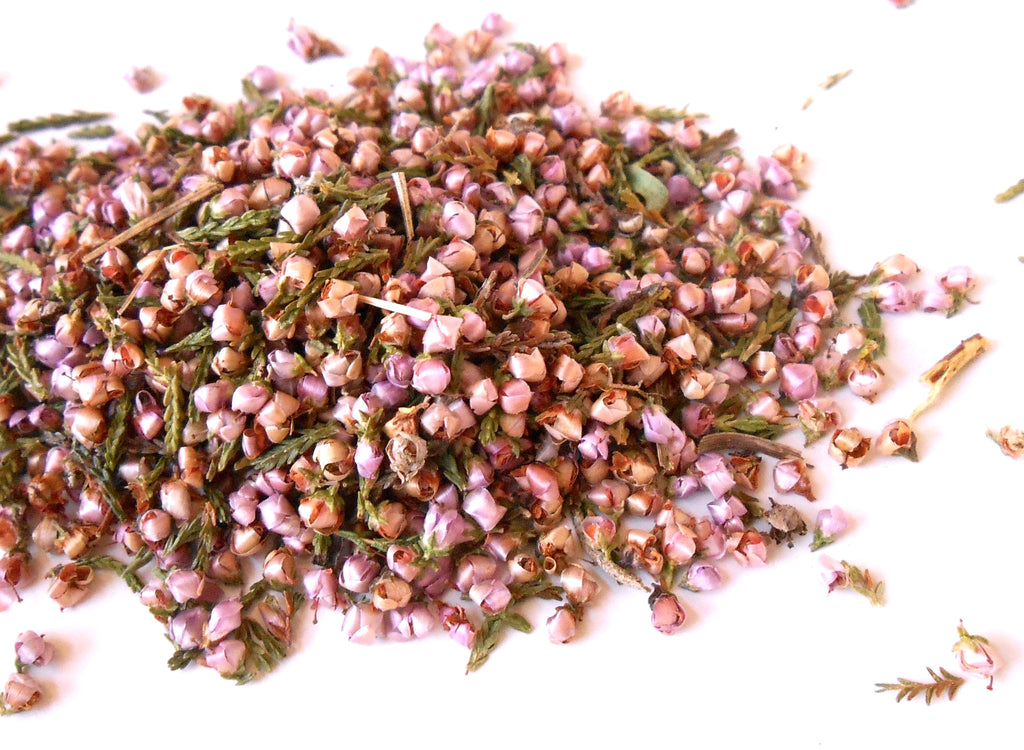 Heather Flowers, Organic - CynCraft