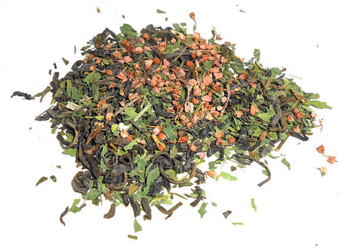 HIGHLAND SPRING Green Tea - Artisan Tea Blend - CynCraft