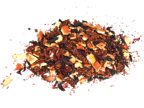 Orange-Cranberry Artisan Herbal Tea Blend - CynCraft
