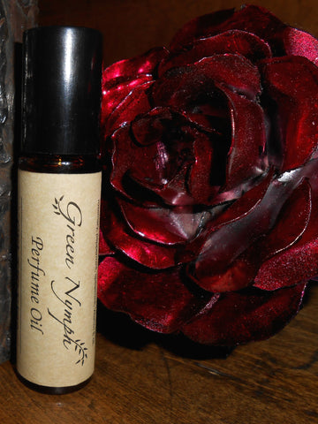 Perfume Oil - LES MISERABLES Collection - Romantic and Revolutionary - Ten Scents - CynCraft