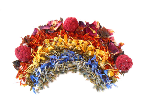 RAINBOW Artisan Herbal Tea Blend - CynCraft