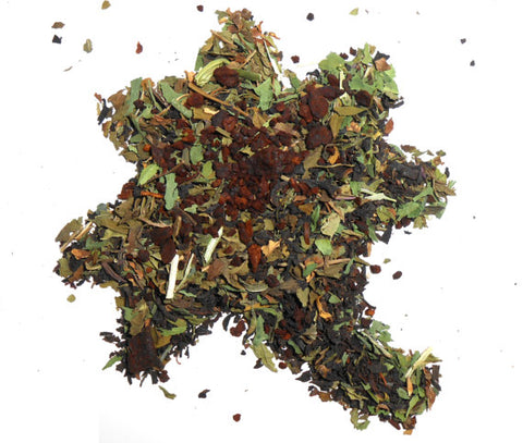 SHAMROCK SHIMMY Artisan Herbal Tea, Organic - CynCraft