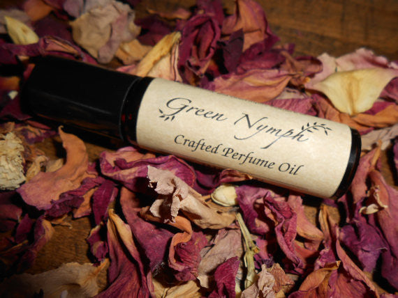 Perfume Oil - LOVERLY VALENTINE Collection - 14 Lovely, Romantic, Passionate Scents - CynCraft