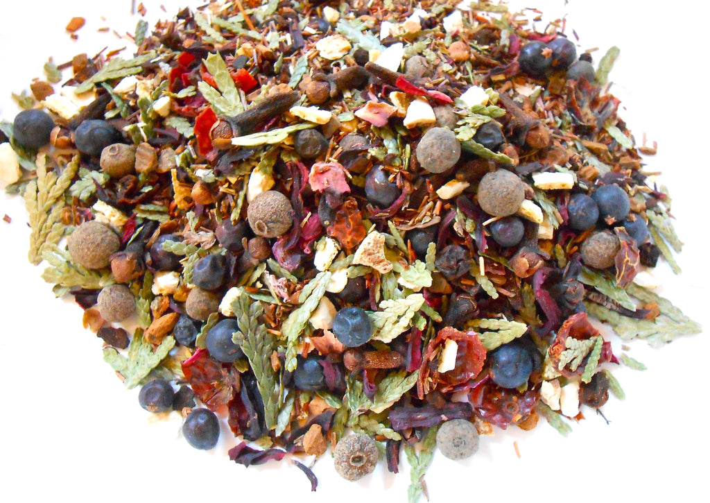 YULETIDE Artisan Herbal Tea Blend - CynCraft