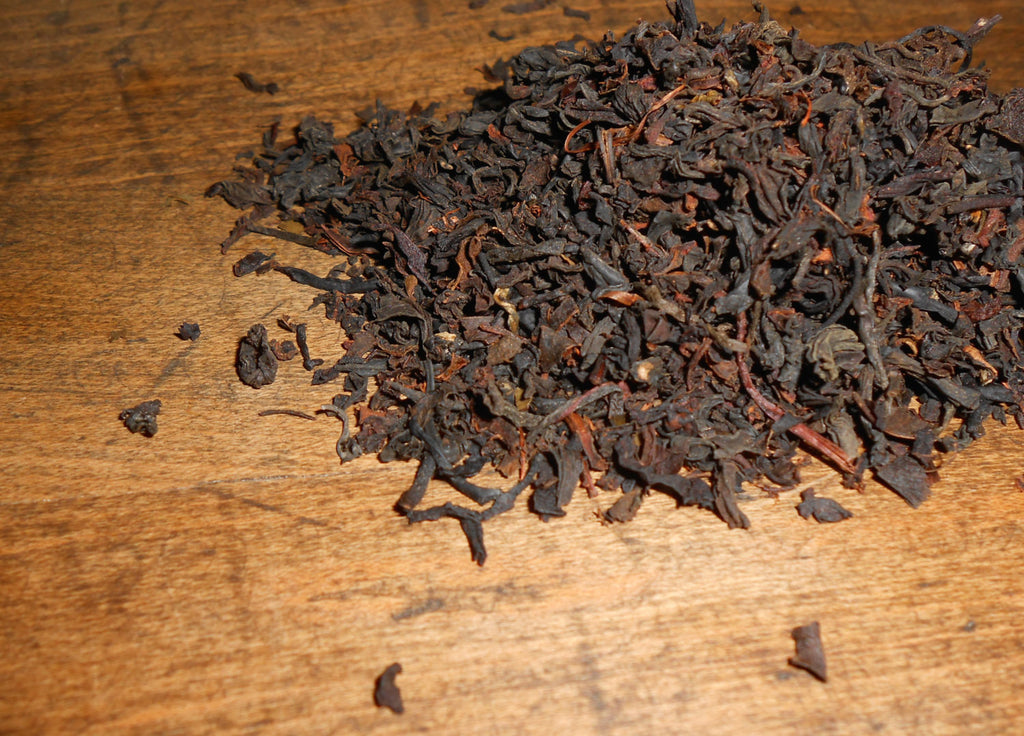 SCOTTISH BREAKFAST Loose Tea, Organic - Artisan Black Tea Blend