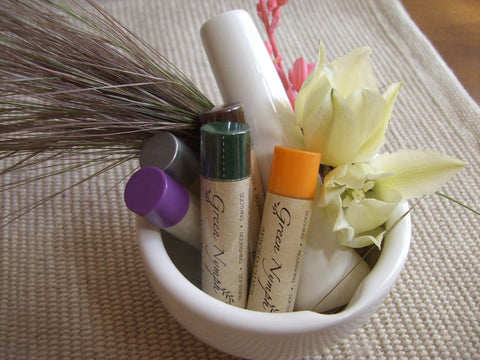 Lip Balm - SWEET SUMMER Collection - 17 Scents - KISSABLE Luscious Recipes