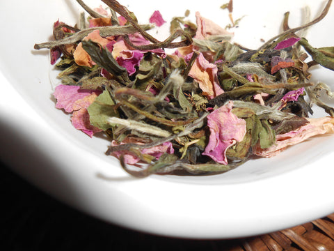 SWEET BLUSH Artisan Tea Blend - CynCraft