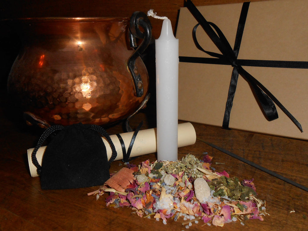 BANISH BAD HABITS - What You Will™ DIY Ritual Kit - CynCraft
