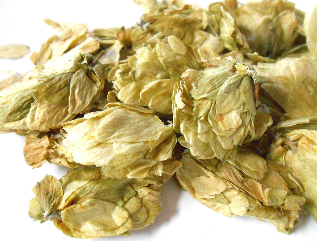 Hops Flowers and Petals, Organic